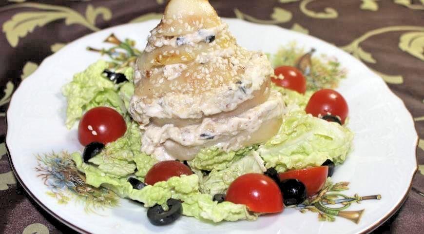 Armut Salatasi tarifi