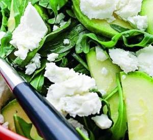 Kabak Salatasi