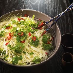Makarna Salatasi