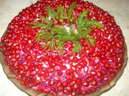 Nar Salatasi