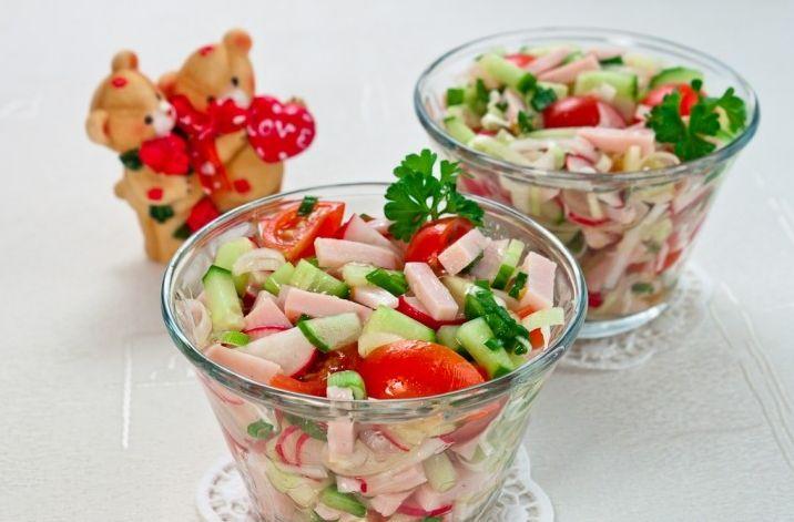 Romantik Salata