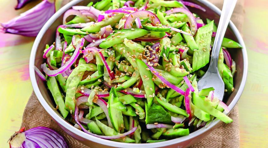 Salatalik Salatasi