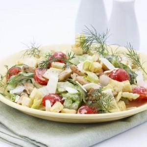 Tavuklu Sezar Salatası Tarifi