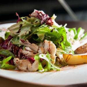 Tavuk Fileto Salatasi