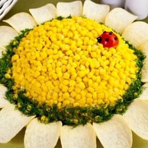aycicegi salatasi