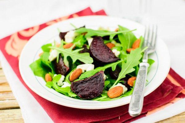 roka ve pancar salatasi tarifi