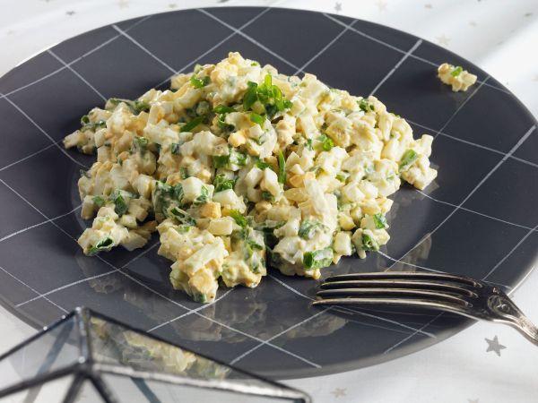 yumurtali salata
