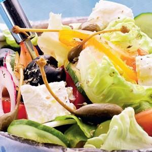 yunan salatasi tarifi