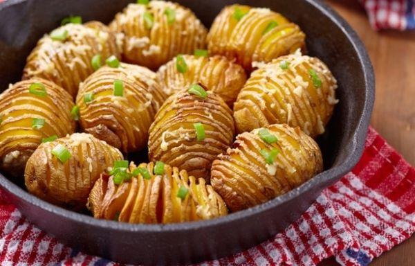 Firinda isvec usulu patates
