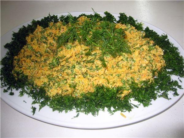 Kesir Salatasi