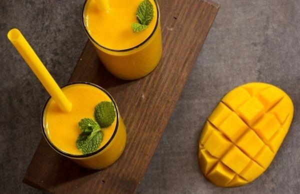 Sutlu Mango Kokteyli Tarifi