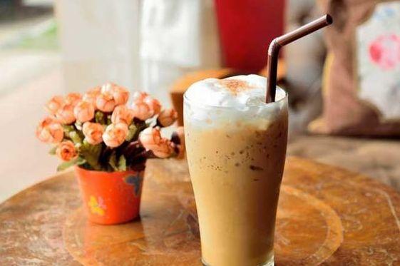 Soguk Kahve Frappe Tarifi